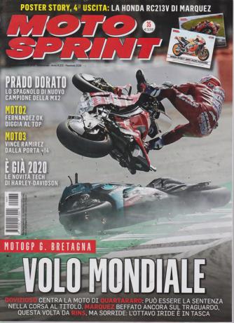 Motosprint - n. 35 - settimanale - settembre 2019
