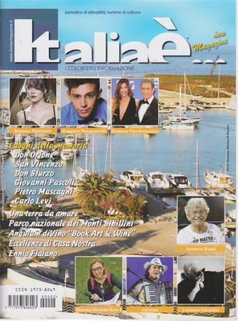 Italia E' Magazine - n. 2 - periodico di attualità, turismo & cultura