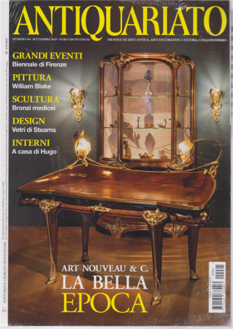 Antiquariato - n. 461 - settembre 2019 - mensile