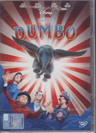 I Dvd Di Sorrisi Collaction 4 - Dumbo - n. 22 - settimanale - 27/8/2019 -