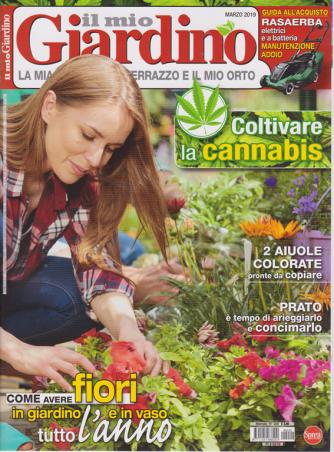 Il mio giardino - n. 229 - mensile - marzo 2019 -