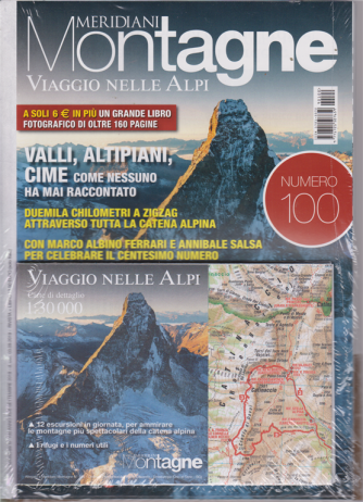Meridiani Montagne Calendario 2020.Vendita Online Riviste Di Turismo E Di Viaggi Edicola Shop