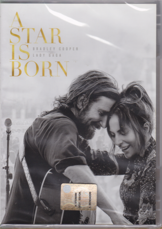 I Dvd Fiction Sorrisi.2 - A Star Is Born - n. 41 - settimanale - 3 settembre 2019