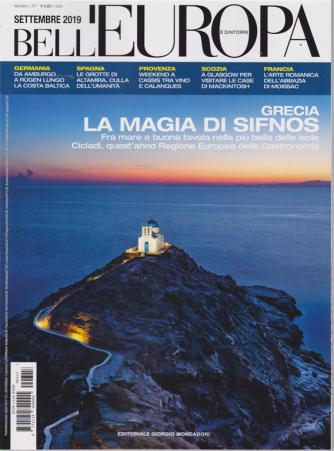 Bell'europa e dintorni - n. 317 - mensile - settembre 2019