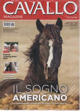 Cavallo Magazine & Lo Sperone - n. 392 - settembre 2019 - mensile + QN Itinerari