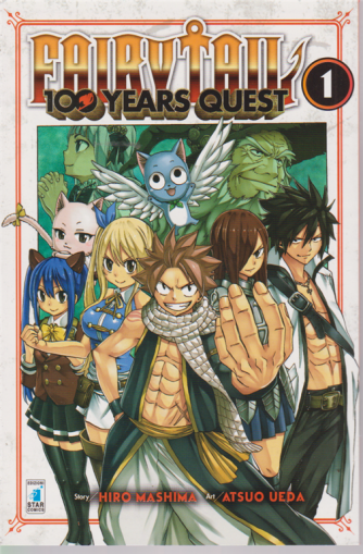 Young - Fairy Tail 100 Years Quest 1 - n. 304 - mensile - settembre 2019