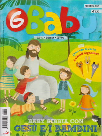 G-Baby - n. 9 - settembre 2019 - mensile
