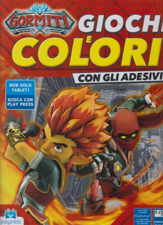 Gormiti Giochi E Colori - n. 3 - settembre - ottobre - 2019 - bimestrale