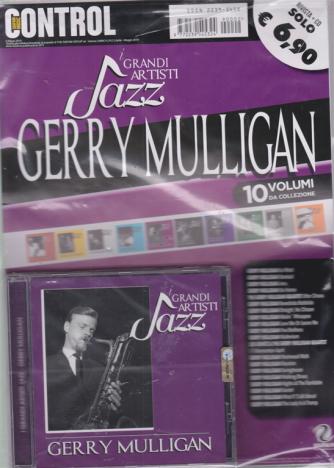 Saifam Music Control - Cd Gerry Mulligan  - I grandi artisti jazz - rivista + cd - 5 marzo 2019 - n. 2