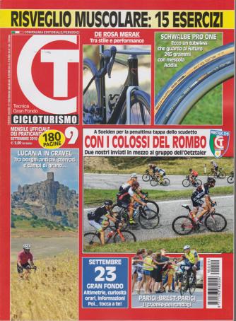 Cicloturismo - n. 9 - mensile - settembre 2019
