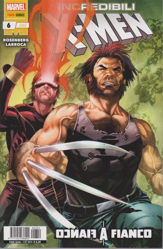 Incredibili x-men - n. 352 - Fianco a finaco - quindicinale - 5 settembre 2019