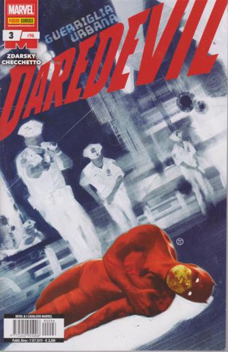 Devil E Cavalieri Marvel - Daredevil N. 3 / 96 - mensile - 5 settembre 2019 -