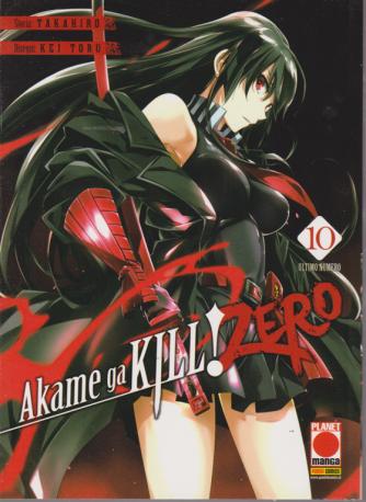 Manga Blade - Akame Ga Kill Zero n. 53 - 5 settembre 2019 - bimestrale