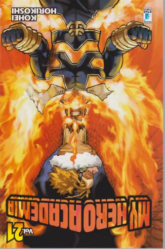 Dragon  255 - My Hero Academia - n. 21 - mensile - settembre 2019