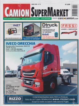 Camion Super Market - n. 9 - 4 settembre 2019