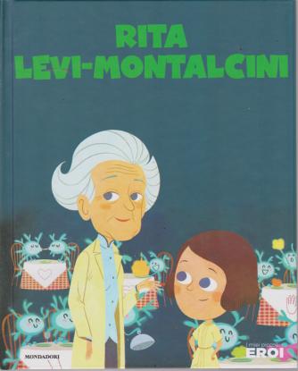 Le Grandi Raccolte Mondadori - Rita Levi - Montacini - n. 3 - 10/9/2019 - settimanale