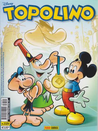 Topolino - n. 3329 - 11 settembre 2019 - settimanale