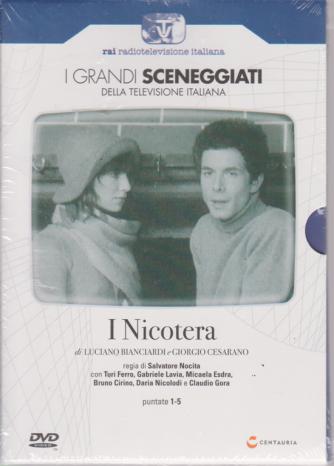 I grandi sceneggiati della televisione italiana - I Nicotera - puntate 1-5 - 12/9/2019 - settimanale
