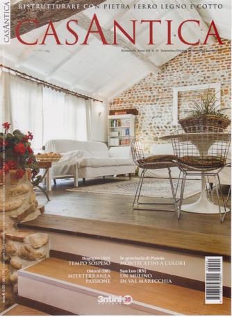 Casantica - n. 91 - bimestrale - settembre - ottobre  2019