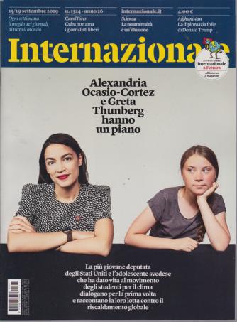 Internazionale - n. 1324 - 13/19 settembre 2019 - settimanale
