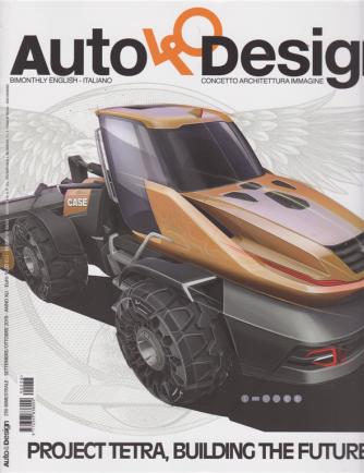 Auto & Design - n. 238 - bimestrale - settembre - ottobre 2019 - in italiano - inglese