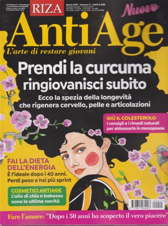 Riza Antiage - n. 11 - marzo 2019 - mensile