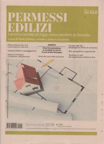 Le guide del consulente immobiliare - bimestrale - n. 3 - settembre 2019 - Permessi edilizi