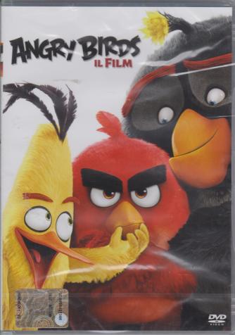 I Dvd Di Sorrisi - n. 20 -  Angry Birds Il film - 17/9/2019 -