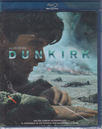 I Dvd Fiction Sorrisi.2 - Dunkirk - n. 43 - 17/9/2019