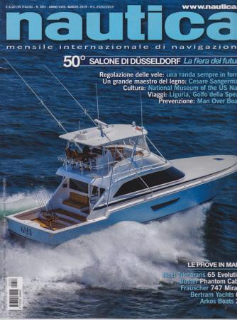 Nautica - n. 683 - marzo 2019 - mensile