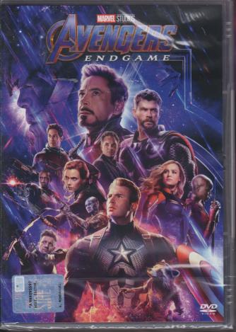I Dvd Di Sorrisi Collaction 4 - Avengers Endgame - n. 25 - settimanale - 17/9/2019