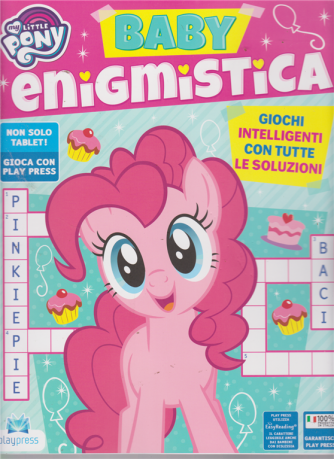 My Little Pony: Baby Enigmistica - bimestrale n. 3 Settembre 2019