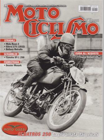Motociclismo d'epoca - n. 10 - mensile - ottobre 2019