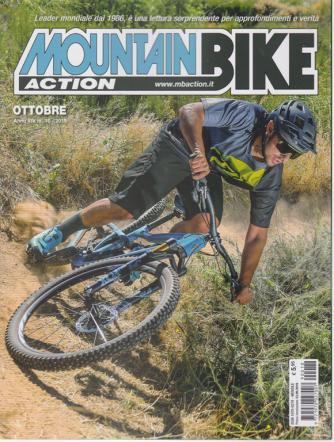 Mountain Bike Action - n. 10 - mensile  - ottobre 2019 -