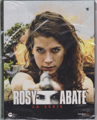 Rosy Abate - La serie - 3 dvd - n. 23 - 29 settembre 2019 -