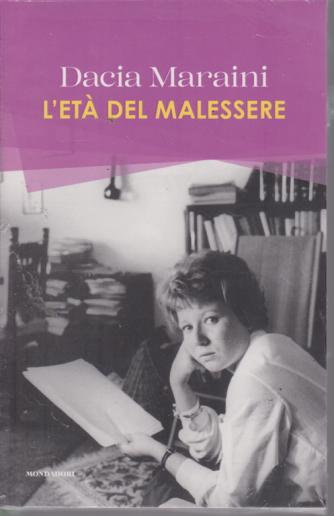 I Libri Di Donna Moderna - n. 14 - Dacia Maraini - L'età del malessere - settimanale -