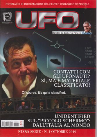 Ufo Notiziario - n. 1 - ottobre 2019 - nuova serie