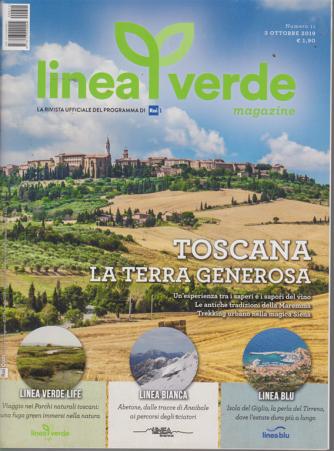 Linea Verde - n. 11 - 3 ottobre 2019 - mensile