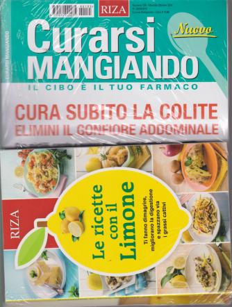 Curarsi Mangiando - + il libro Le ricette con il limone - n. 135 - mensile - ottobre 2019