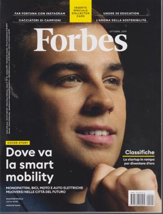 Forbes - n. 24 - ottobre 2019 - mensile