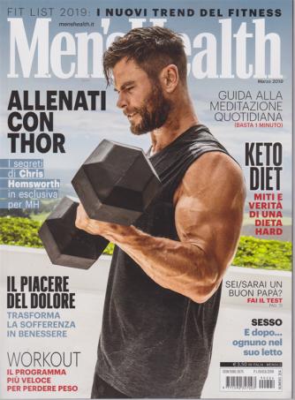Men's Health - n. 204 - marzo 2019 - mensile