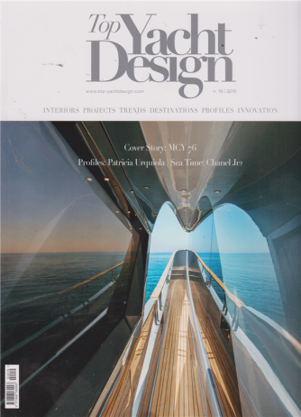 Top Yachts - Design - n. 19 - 2019 -