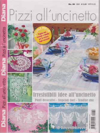 Diana Pizzi All'uncinetto - n. 66 - bimestrale - 7/3/2019