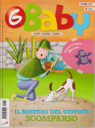 G-Baby - Fumetti Giochi Attività - n. 10 - mensile  - 4 aprile 2019