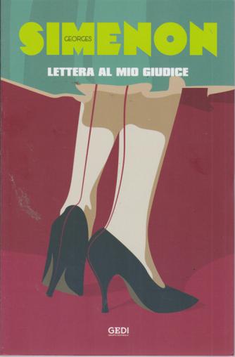I Capolavori Di Simenon - Lettera al mio Giudice - n. 2 - settimanale -