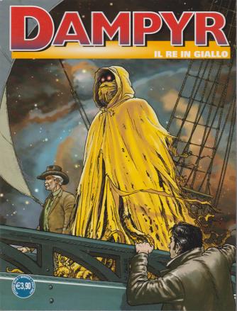 Dampyr - Il Re In Giallo - n. 235 - mensile - ottobre 2019 -