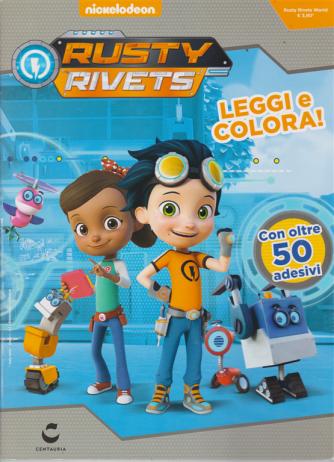 Rusty Rivets World - n. 3 - bimestrale - 7/9/2019
