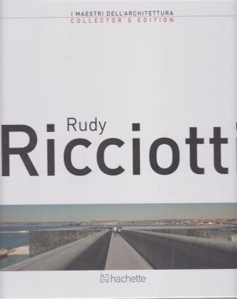 I maestri dell'architettura - Rudy Ricciotti - n. 21 - 4/10/2019 - quattordicinale
