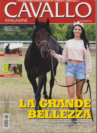 Cavallo & Lo Sperone  Magazine - n. 393 - ottobre 2019 - mensile