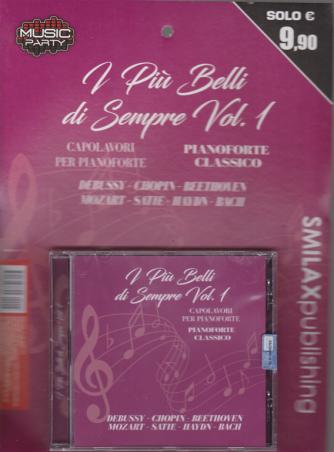 Music Party-Var.30 - I Piu' Belli Di Sempre vol 1 - trimestrale - 2019
